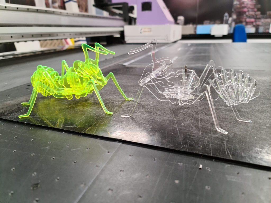 corte laser sstandem madrid plastico pmma pc pvc