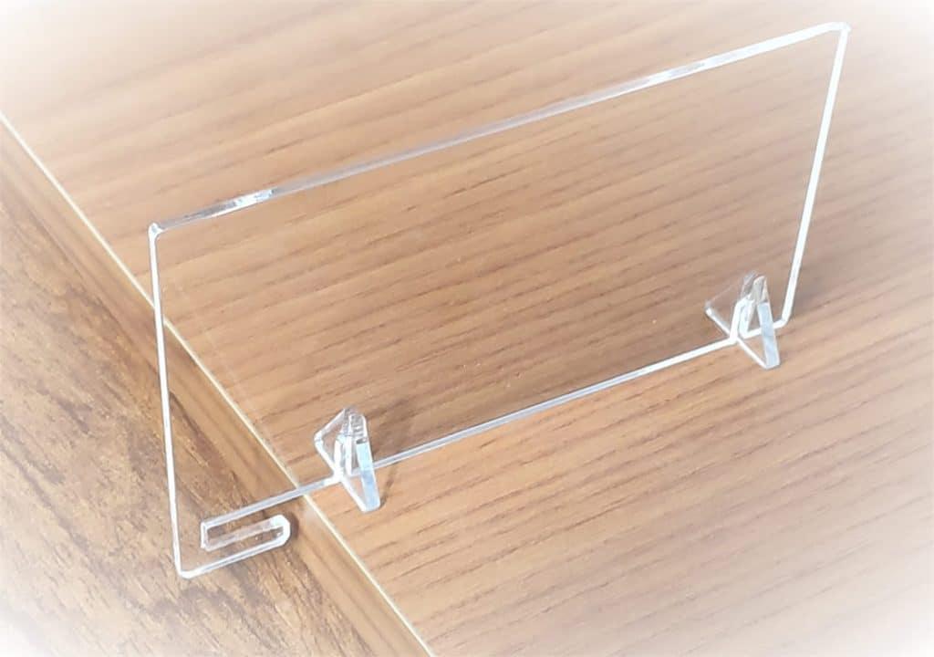mamparas mesa lateral carteles sstandem madrid